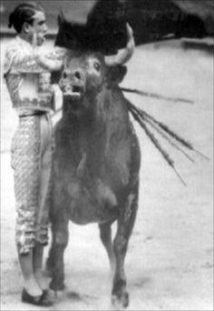 carlos arruza | LUIS PROCUNA MONTES (1923 - 1995)