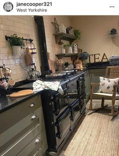 Country Kitchen, Country Homes, Country Style, Nantucket Cottage, Interior Design Inspiration, Kitchen Inspiration, Kitchen Ideas, Gray Interior, Cool Rooms