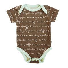 Finn + Emma Organic Cotton Lap Bodysuit for Baby Boy or Girl – Word, Months Organic Baby Clothes, Cute Baby Clothes, Thing 1, Baby Boy Or Girl, Baby Boy Outfits, Cute Babies, Organic Cotton, Girly, Bodysuit
