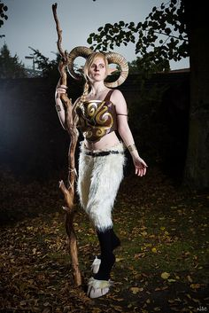 Faun cosplay | Connichi 2014 [ UpUrGame.com ] #cosplay #anime #game