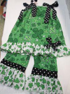 St Patricks dress