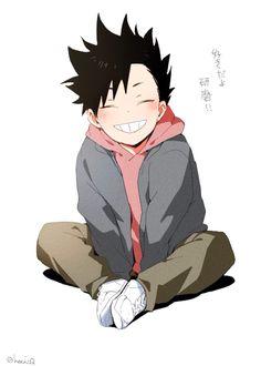 Kuroo Tetsuro | Haikyuu!! LOOK AT THAT SMILE ❤️❤️