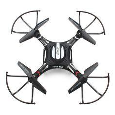 JD168 With 2.0MP Camera Headless Mode 1000mAh One Key Return RC Quadcopter  RTF