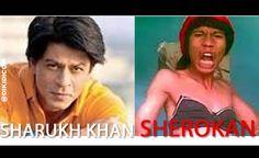 Sharukh Khan dan SHEROKAN