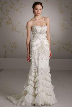 Lazaro Bridal Gowns. Incredible!!!!!!!!!!!