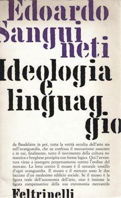 Edoardo Sanguineti, Ideologia e Linguaggio, Feltrinelli, Materiali, 1965