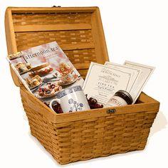 Monticello Tea Gift Basket