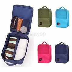 Tool Organizers Objective Men Women Shoes Bag Travel Storage Organizer Dust Rugby Sports Gym Carry Box New