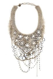 Pirate Treasure Necklace from renttherunway.com