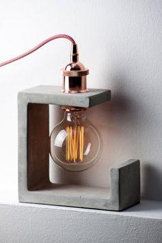 lampe a poser ampoule a filament