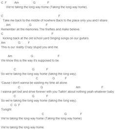 5 Seconds Of Summer Long Way Home Chords Capo 6<< I'm SOOOOOOOOOO going to learn this!!!!!!!!!!!