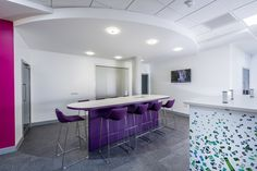 The New Milton Keynes Kingston Library Has Been Purpose Built To Meet Needs Of All Sections Community With Interior Design By Demco Interiors