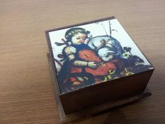 Look what I found on @eBay! ANTIQUE JAPANESE WOOD MUSIC BOX RELAX MUSIC GIFT