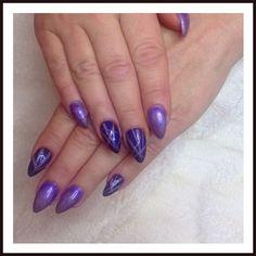 Kauneushoitola Koralli  Purple Nails