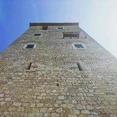 Koulia Tower - Πύργος Κούλια. In the magical village of Paramythia! Greek Memories - Part 5. . . . . . . . #august #adventure #balkan #χαονία #comforter #epirus #ελλαδα🇬🇷 #fortification #φωτικη #greece #green #magical #masonry #mediterranean #mountainair #mountains #mythic #paramythia #silence #stonework #souliotes #summer #thesprotia #tower #travel #valley #view #village #χοριό Greek, Tower, Adventure, Inspiration, Instagram, Biblical Inspiration, Rook, Computer Case, Adventure Movies