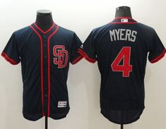 Padres  4 Wil Myers Navy Blue Fashion Stars  amp  Stripes Flexbase  Authentic Stitched MLB · Star FashionBlue FashionSoccer JerseysSan Diego ... cb110bfab