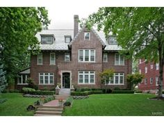 53 Portland Place, Saint Louis MO - Maria Elias agent.  Beautiful home, inside and out.