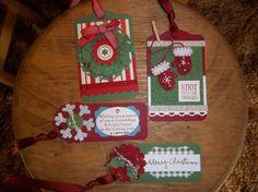 Christmas Tags   by Cheryl Holtman