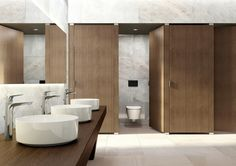 Roca-Inspira-3 Office Bathroom, Bathroom Spa, Bathroom Toilets, Simple Bathroom, Bathroom Interior, Interior Design Living Room, Toilet Plan, Commercial Toilet, Toilet Cubicle