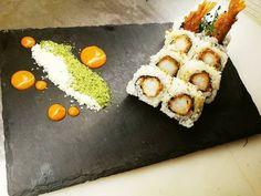 Tempura, Sushi, Origami, Japanese, Ethnic Recipes, Food, Japanese Language, Essen, Origami Paper