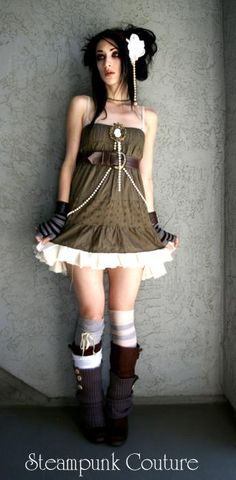 Fairies Weavers :: [Steampunk] KATO