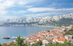 Information for visitors to the island of Krk, Croatia, including how to get there, accommodation and what to see and do in Krk Town, Baska, and Punat.