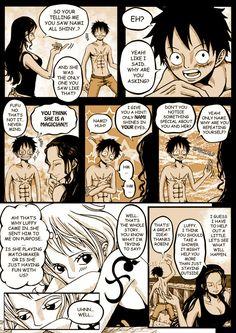 Luffy x Nami One Piece Comic, One Piece Ship, One Piece Fanart, One Piece Luffy, One Piece Anime, Dc Anime, Anime Manga, Luffy X Nami, Couple