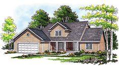 House Plan chp-1445 at COOLhouseplans.com