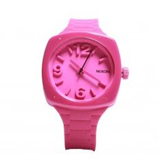 'The Dial' Pink Watch by Nixon