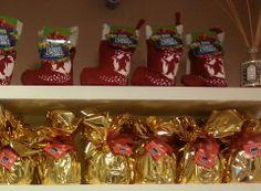 Dal Reparto Celiachia eccovi i nuovi arrivi di Natale !!!!