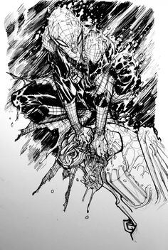 Spider-Man by Eric Canete *