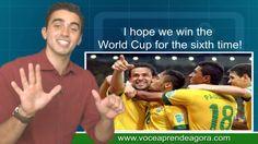 AULA DE INGLÊS 614 World Cup 2014 in Brazil