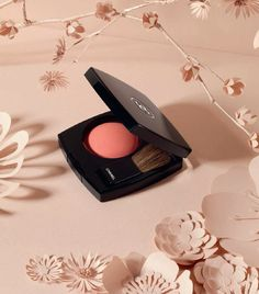 Chanel Printemps Precieux de Chanel Makeup Collection for Spring 2013 blush (I own this. It is beautiful!)