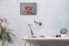Dog illustration: Labrador Retriever, original art, hand-signed, unique piece, free dispatch #CustomDogPortraits #GiftForDoglover #DogLoverGift