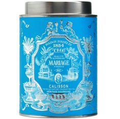Calisson tea, from a storied Parisian emporium, is as sweet as the candy for which it's named.