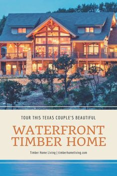 31 best waterfront timber frame homes images in 2019 my dream rh pinterest com
