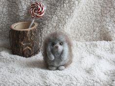 Felt toy hedgehog.  Do you like forest animals? One of my favorite animal is hedgehogs. Look at them! The toy is made from 100% wool, in a dry