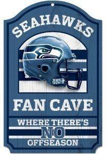 Seattle SEAHAWKS Fan Cave