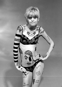 Goldie Hawn and Laugh In!