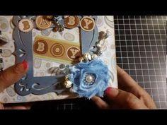 Baby Boy Paper Bag Mini Album - YouTube