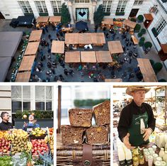 Rosewood London has launched an outdoor Slow Food Market which spreads out on the hotel's grand, Edwardian inner courtyard every Sunday, rain or shine. While we know and love the city for its wealth of food markets, none match the Rosewood's central Holborn location, idyllic setting, or Slow Food—that's sustainable, local, organic, and wholesome—seal of approval. There are 30 handpicked vendors.