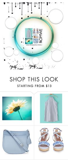"""""""Romwe"""" by bmcgowan-1 ❤ liked on Polyvore featuring Kate Spade and Tabitha Simmons"""