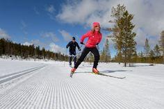 SVERIGE: For første gang i Norsk Rejsebureaus 108-årige historie tilbydes skiferie i Sälen med hytter og hoteller. #ski #ferie #rejser #skiferie
