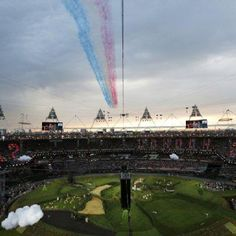 2012 Summer Olympics Opening Ceremony London
