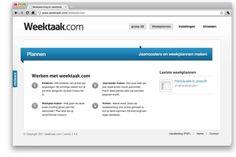 Ideaal! Weektaak.com