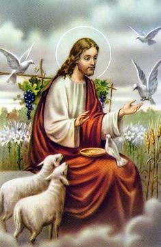 """Eleven animal rights quotes from the Bible with discussion and commentary. """"Go ye into all the world, and preach the gospel to every creature"""" (Mark Animal Rights Quotes, Jesus Christ Painting, Superman Artwork, Good Morning Roses, Pictures Of Jesus Christ, Christian Pictures, Spiritual Beliefs, The Good Shepherd, Jesus Loves"""
