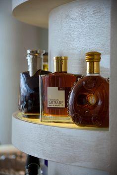 Bar at Château d'Ouchy - Lausanne Lausanne, Lake Geneva, Perfume Bottles, Bar, Perfume Bottle