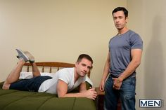 Dylan Knight and Rafael Alencar