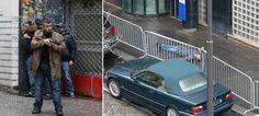 Man shot dead as he runs towards Paris police station shouting Allahu Akbar on anniversary of Charlie Hebdo shootings