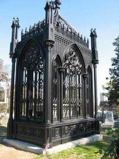 5th U.S. Presidents James Monroe gravesite. Richmond, Virginia